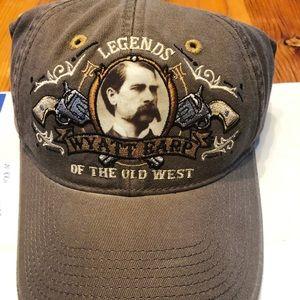 Other - Capsmith Wyatt Earp Legends of the Old West Cap